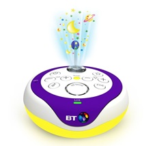 BT 350 Digital Baby Monitor