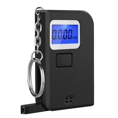 Top 5 Best Home Breathalyzer Reviews UK - Alcohol Breath Tester