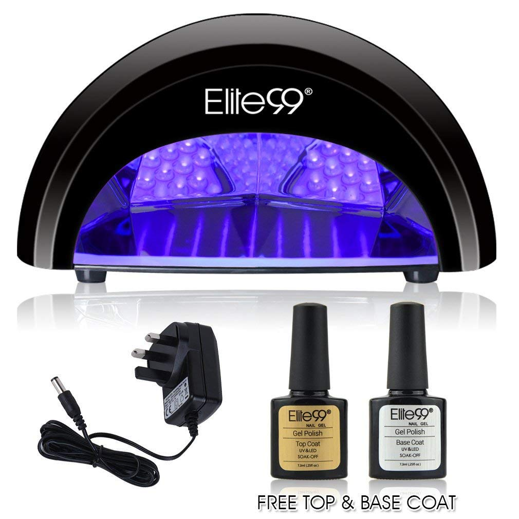 Top 5 Best Gel Nail Starter Kit With Uv Lamp Reviews Uk
